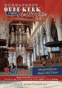 2020-05-09 ORGELFEEST Amsterdam | 18 jaar en ouder