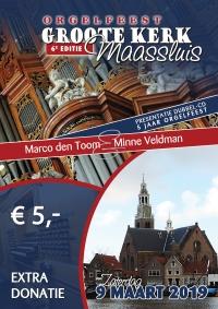 ORGELFEEST 2019 Maassluis | extra donatie
