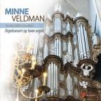 Minne Veldman Bovenkerk Kampen Orgelconcert op twee orgels